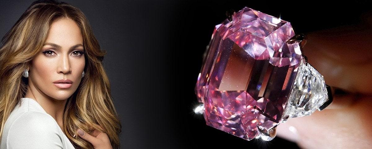 Jennifer Lopez - pink legacy