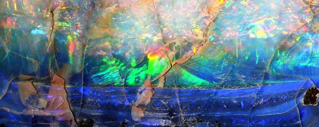 Boulder Opal patterns