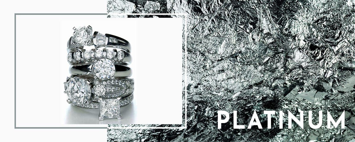 Platinum Jewelry